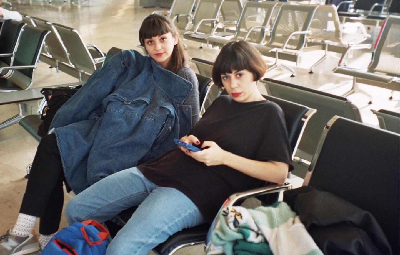 image of Nuria & Raquel AKA Cachetejack
