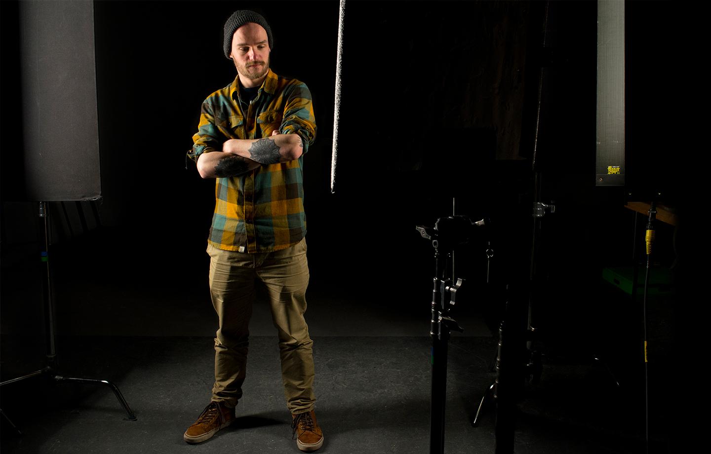 image of Gavin Strange