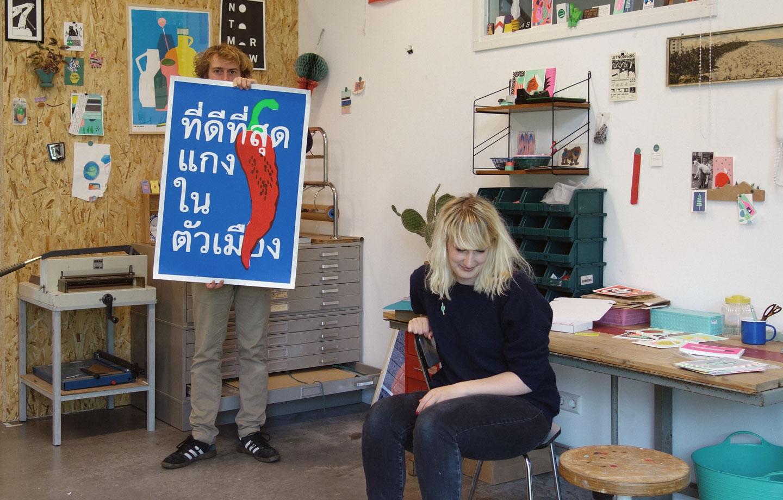 image of Winneke de Groot & Felix van Dam